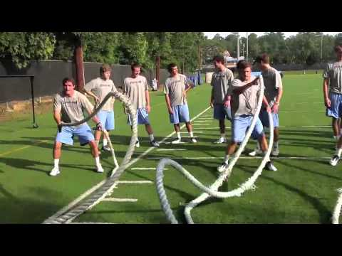 UNC Mens Lacrosse Fall 2012