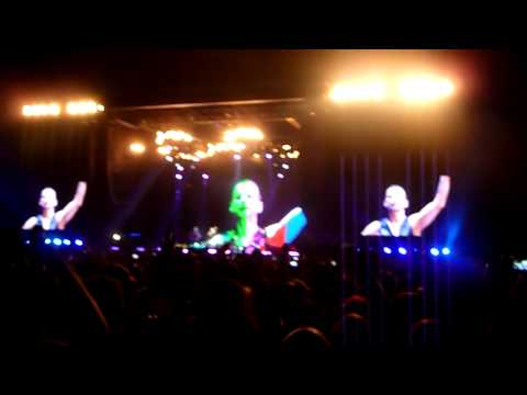 Depeche Mode, I Just Can't Get Enough - Live in Belgrade