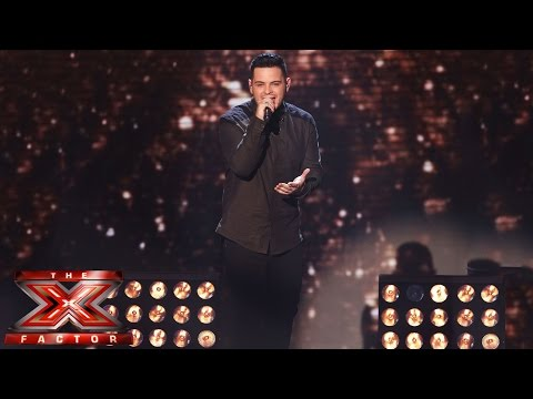 Visit the official site: http://itv.com/xfactor We dare you to stop your body from bopping along with Paul Akister's version of Try A Little Tenderness by Otis Redding from The Commitments....