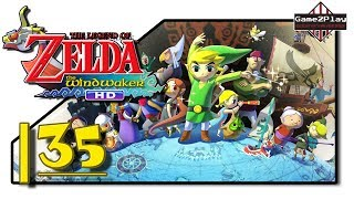The Legend of Zelda - Wind Waker HD | 35 | Triforce des Mutes - Die Triforce-Splitter - Teil 6
