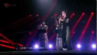 20131101 龔琳娜《戲曲忐忑》HD 全能星戰 第3期戲曲