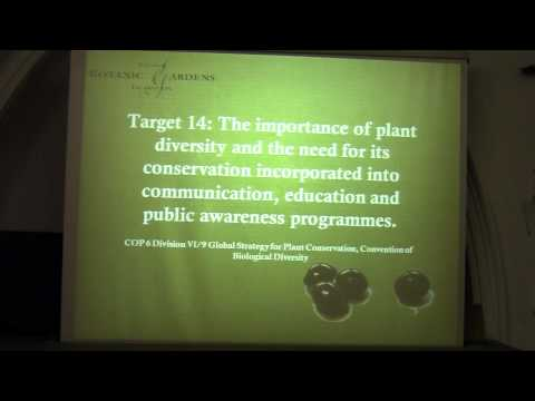 Strengthening our Social Remit through Economic Botany Collections