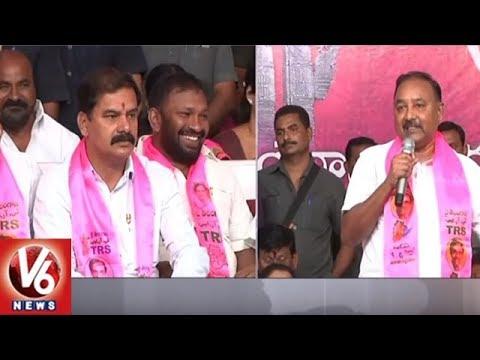 Warangal TRS Leaders Fires On Konda Surekha Over Assembly Seat Allegations   V6 News