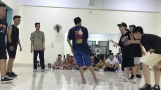 DR CLASS BBOY | Battle Student - 13 Judges lol =)) - [8.8.2017]