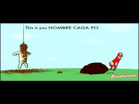 HOMBRE DE CACA