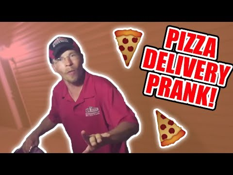 PIZZA DELIVERY PRANK + LIFE HACK - HOW TO PRANKS