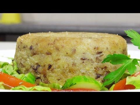 Запеканка из фасоли и картофеля видео рецепт