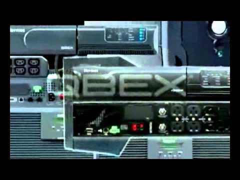 QBEX Presentación Planta