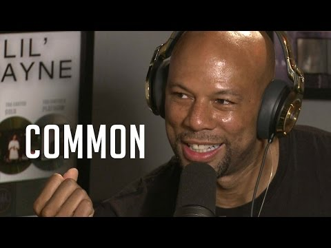 Common Talks Drake & Serena Williams + Chicago's Issues