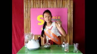 Thinkttt Clip การแสดงทางวิทยาศาสตร์ Miss Science Show