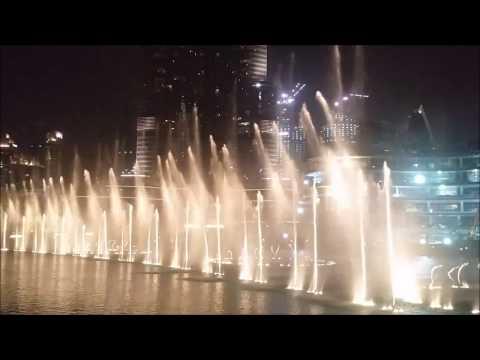 Download The Dubai Fountain 2017: Twlht Ana Lsotak by Eida Al Menhali Mp4 baru