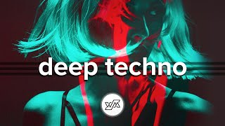 Deep Techno & Progressive House Mix – December 2019