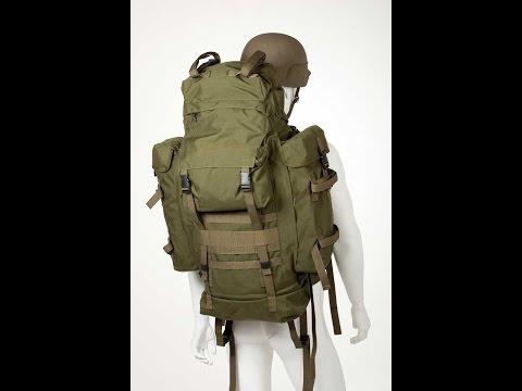 Эстонский армейский рюкзак