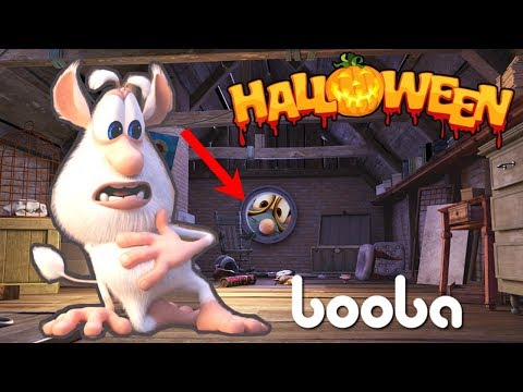 Booba - ep #9 - Halloween Spooky Stories 🎃 - Funny cartoons for kids - Booba ToonsTV thumbnail