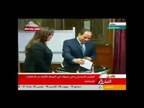 Polls open in Egypt's parliamentary elections