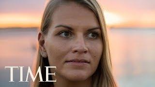 Christine Figgener On Plastic Straws, Her Viral Video & More   Next Generation Leaders   TIME
