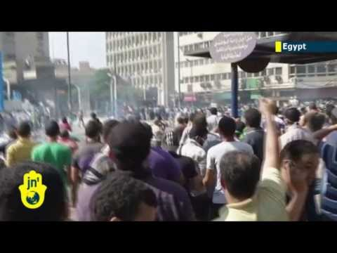 Egypt in Crisis: Over 60 dead in fresh Egyptian clashes as 'Friday of Rage' protests turn violent