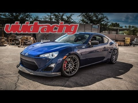 Supercharger Kit For The Subaru BRZ And Scion FR-S By Innovate