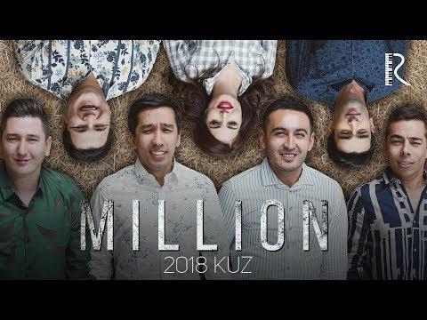 MILLION JAMOASI KONSERT 2018 OKTYABR OYI