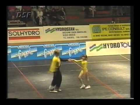 Elena Doroščenko & Andrei Averin - World Masters Bratislava 1994