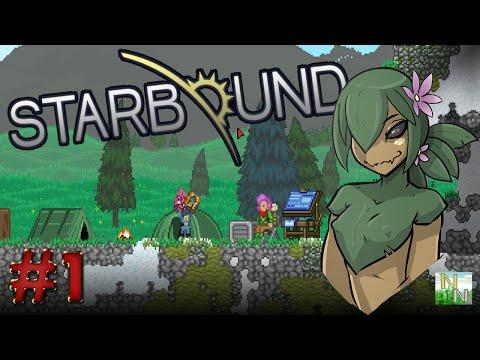 Starbound [ #1 ] Наш путь начинается.