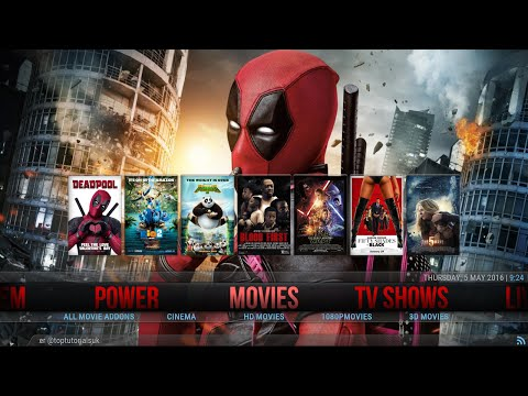 Kodi 16.1 Build Reviews & How To Install HYPER TT