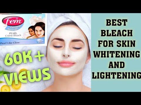Fem pearl bleach Review in Hindi/how to use bleach face at home/ghar mai kare face ko bleach