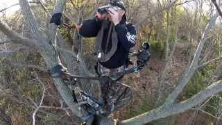 S:4 E:9 Whitetail Bucks in Northwest Oklahoma part 1 with Tim Burnett