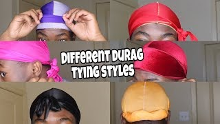 How To Tie A Durag In Different Ways