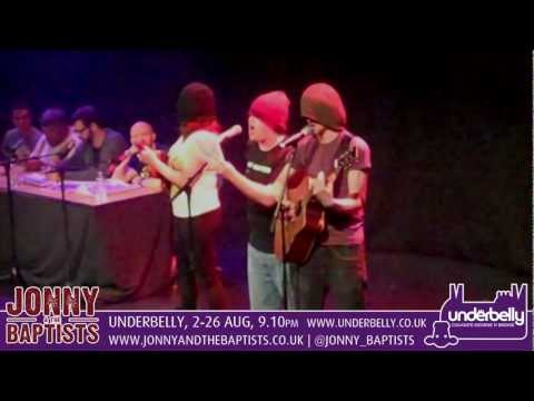 Jonny & The Baptists - Free Pussy Riot - Song-a-day Project - Day 10 video
