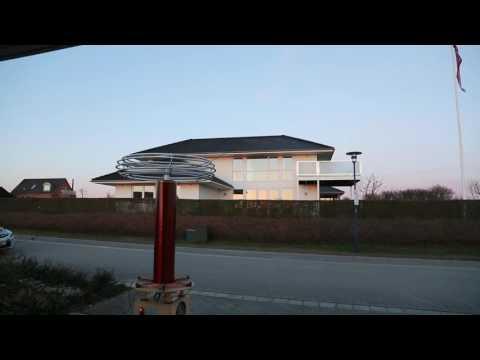 Musical Tesla Coil playing Portal - Still Alive, on Kaizer DRSSTC 3 thumbnail