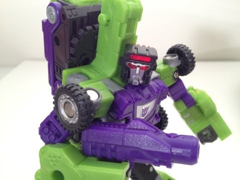 TFC HERCULES - DR CRANK - TOY REVIEW