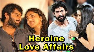 Top 8 South Actresses And Their Love Affairs | 2017