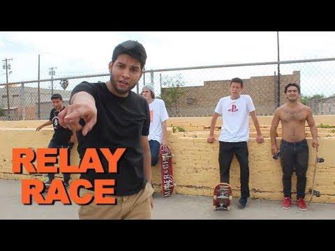 Relay Race San Ben