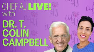 DR. T. COLIN CAMPBELL - THE EFFECT OF A WHOLE FOOD PLANT BASED DIET ON VIRAL DISEASES
