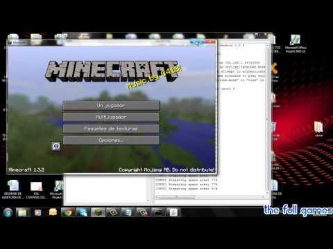 Como hacer un server Minecraft 1.7.2-1.7.4 SIN HAMACHI pirata o premium (bien explicado)