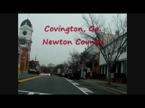 Covington, Georgia [HD]