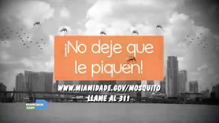 Spanish Mosquito Control TV Spot- Retro Horror Movie- Fight the Bite!