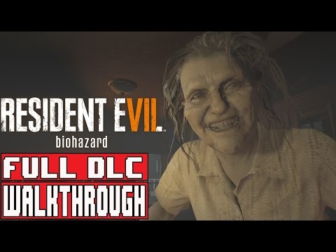 Resident Evil 7 Banned Footage Vol 1 Bedroom Walkthrough Part 1 FULL GAME DLC