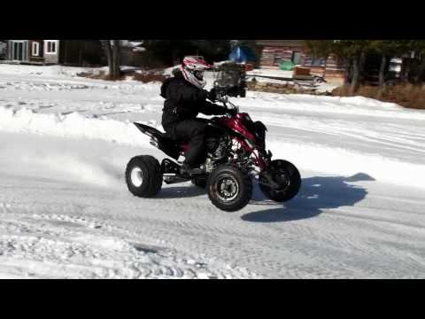 Honda trx700xx  vs Raptor 700r And Renegade 800