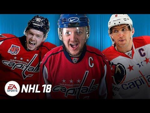 NHL 18 - СУПЕР БУЛЛИТЫ ОТ СУПЕР РУССКИХ // СТАРТ СЕЗОНА // ТАКОГО ВЫ ЕЩЕ НЕ ВИДЕЛИ !!!