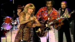 Tina Turner Chuck Berry Rock N Roll Music