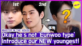 Download [HOT CLIPS] [MASTER IN THE HOUSE ] New Youngest after Eunwoo is... Kwangsoo?! (ENG SUB) Mp3/Mp4