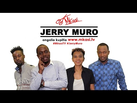 Mkasi Promo With Jerry Muro
