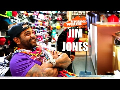 Jim Jones Reveals Which Shoe He Will Never Ever Part With video