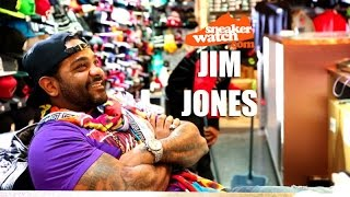 Jim Jones Reveals Which Shoe He Will Never Ever Part With