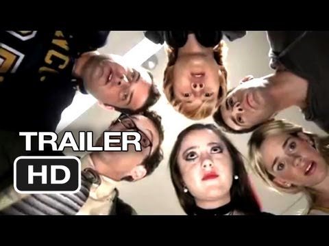 Detention Of The Dead Official Trailer #1 (2013) - Jacob Zachar, Christa B. Allen Movie HD