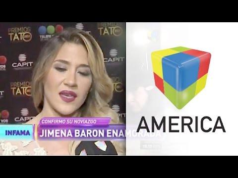 Jimena Barón: Quedamos como dos estúpidos peleando por quién tiene la pareja más linda
