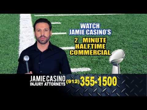 Jamie casino ad