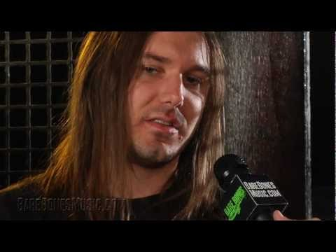 AS I LAY DYING Interview Tim and Phil